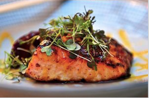 Tootoomoo's Grilled Salmon Miso