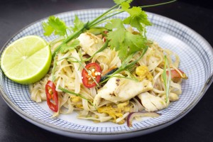Tootoomoo Chicken Pad Thai