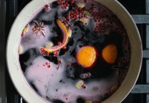 Tootoomoo will be serving Mulled Wine throughout the festive period