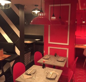 There's a table (or two) for you and your friends. We're open for lunch in Crouch End from 16th February