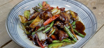Peppered Stir Fry
