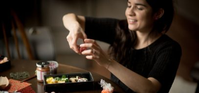 Sushi Classes with Alice Sushi Art at Tootoomoo