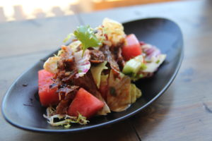 Duck & Watermelon Salad -Tootoomoo